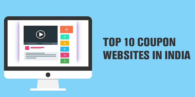 Top 10 Coupon Websites in India
