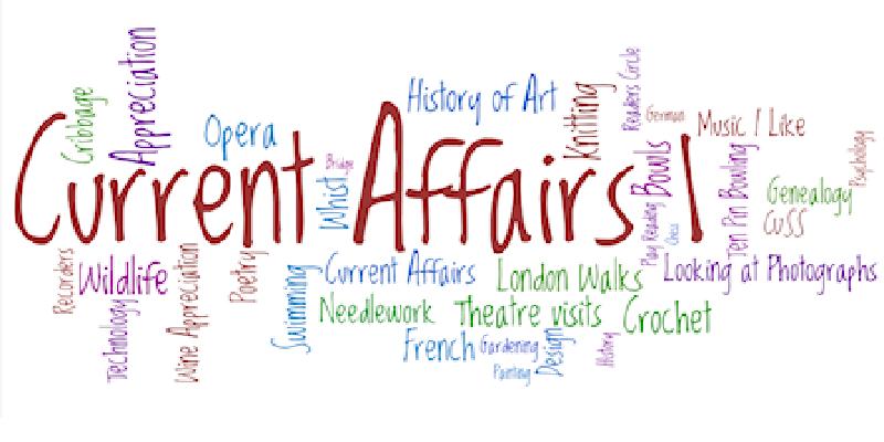 IAS Current Affairs